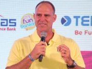 Former Australia cricketer Matthew Hayden speaks about the India Cements TNPL