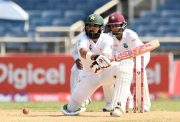 Pakistan's captain Misbah-ul-Haq stranded at 99*