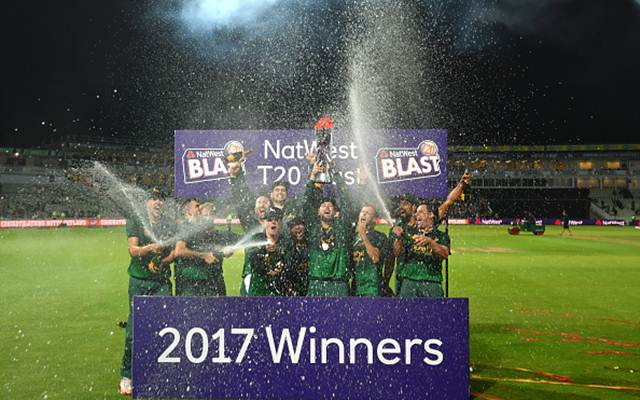 Opening fixtures for NatWest T20 Blast 2018 announced