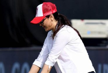 Actress & KXIP owner Preity Zinta