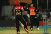 Rashid Khan of Sunrisers Hyderabad