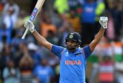 Rohit Sharma of India