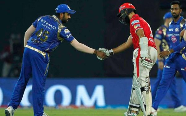 Rohit Sharma and Hashim Amla
