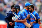 Rohit Sharma India CT 2017 final