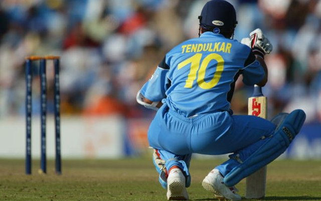 BCCI unofficially retires Sachin Tendulkar's No-10 jersey