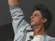 Actor and Kolkata Knight Riders co-owner Shah Rukh Khan.
