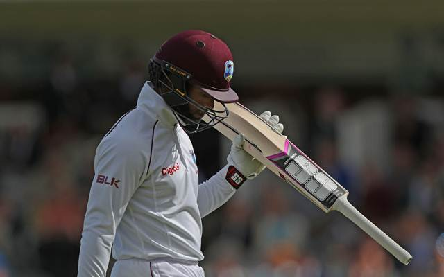 Hope shines but Windies falter to give Zimbabwe edge