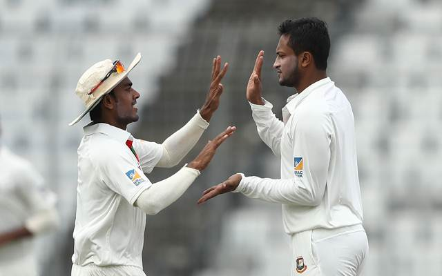 Shakib new Test captain
