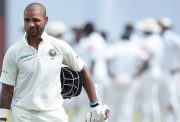 Shikhar Dhawan India