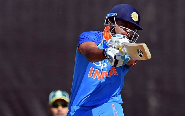 Sharma, Dhawan guide India to massive total in first T20I