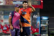 Stephen Fleming MS Dhoni