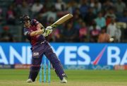Steve Smith of RPS IPL