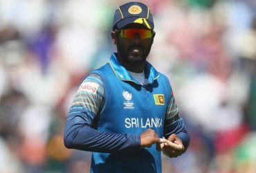 Upul Tharanga of Sri Lanka
