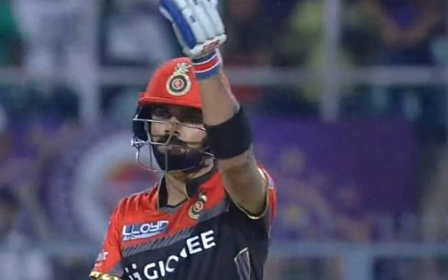 IPL 2017: This Is Why Virat Kohli Was Furious After Being Out For A Golden Duck Against KKR 1