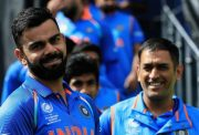 Virat Kohli and MS Dhoni India News