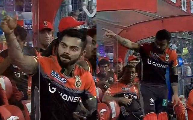IPL 2017: This Is Why Virat Kohli Was Furious After Being Out For A Golden Duck Against KKR 2