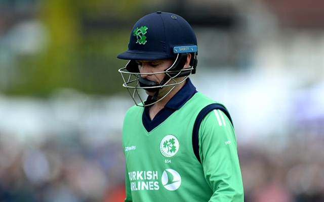 Cricket Ireland Announced Squad For Inaugural Test Against Pakistan