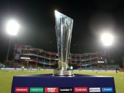 World T20 trophy