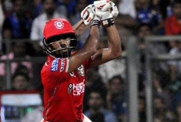 Wriddhiman Saha of Kings XI Punjab IPL 2018