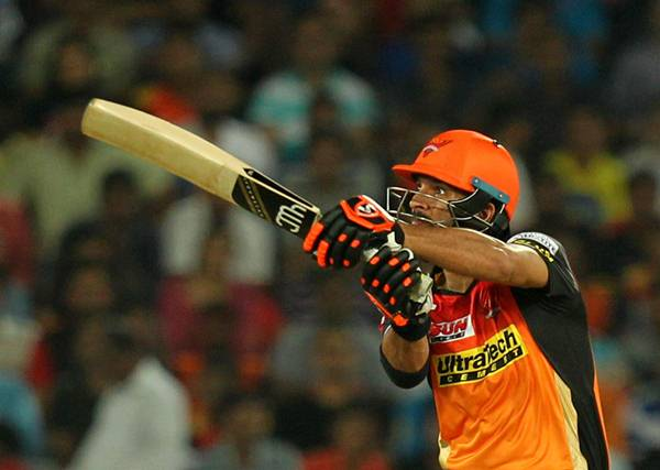 Yuvraj Singh of Sunrisers Hyderabad