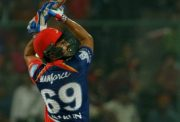 Sunrisers Hyderabad and Delhi Daredevils