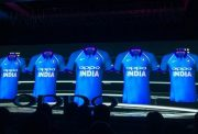 OPPO Indian team jersey