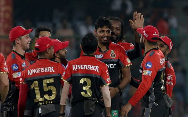 Avesh Khan of Royal Challengers Bangalore IPL | CricTracker.com