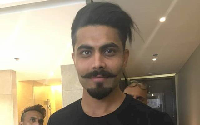 Ravindra Jadeja Unveils His New Look For The Champions Trophy