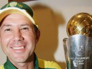 Ricky Ponting of Australia. (Photo by Hamish Blair/Getty Images)