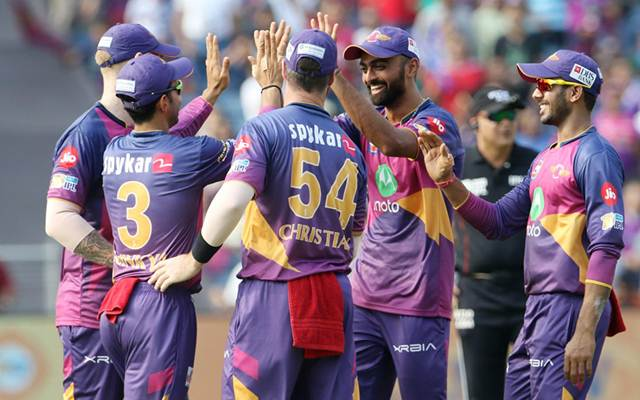 Rising Pune Supergiant IPL 2017