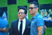 Sachin Tendulkar and MS Dhoni India