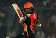 Shikhar Dhawan of Sunrisers Hyderabad
