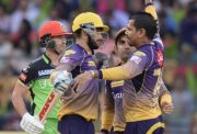 Sunil Narine of Kolkata Knight Riders