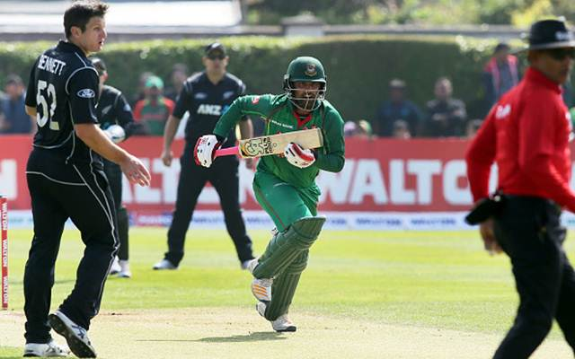New Zealand Time Twitter: Twitter Reactions: Bangladesh Beat New Zealand For The