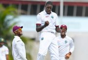 Jason Holder of West Indies