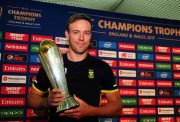 AB de Villiers, Captain of South Africa