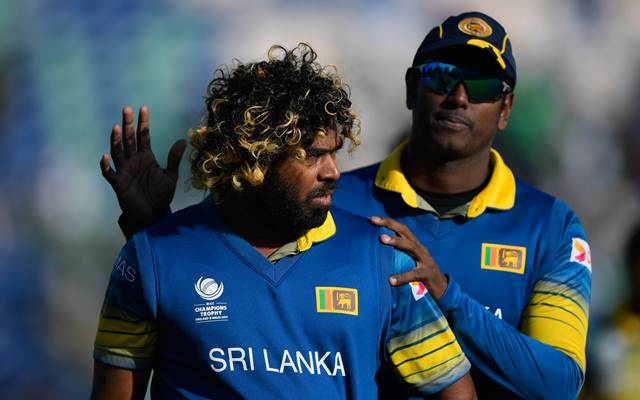 Image result for lasith malinga and angelo