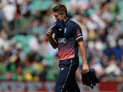 Chris Woakes of England
