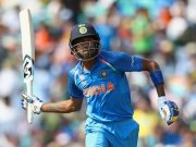 Hardik Pandya of India