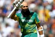 Hashim Amla of South Africa News