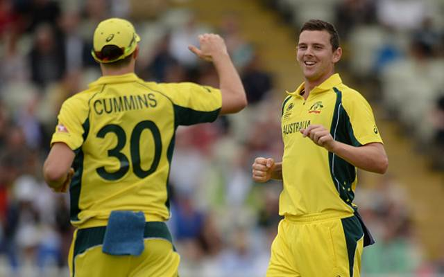 Josh Hazlewood out of motion for Australia, Tim Paine…