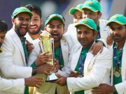 Sarfraz Ahmed of Pakistan ICC