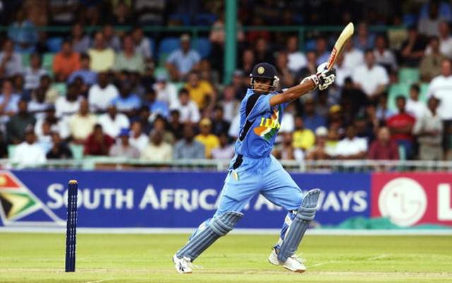 Rahul Dravid of India