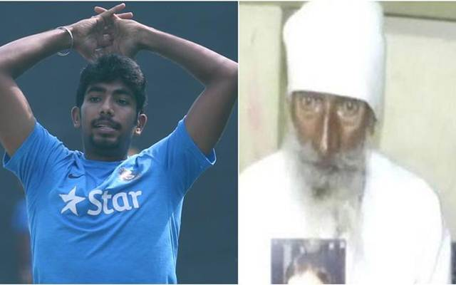 Jasprit Bumrah's grandfather found dead in a river in Ahmedabad