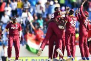 Jason Holder v India Windies