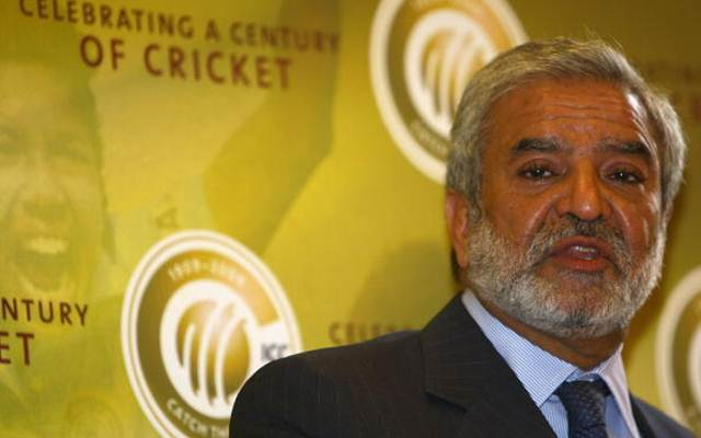 Ehsan Mani says he fears for India-Pakistan cricket ties