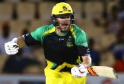 Glenn Phillips of the Jamaica Tallawahs