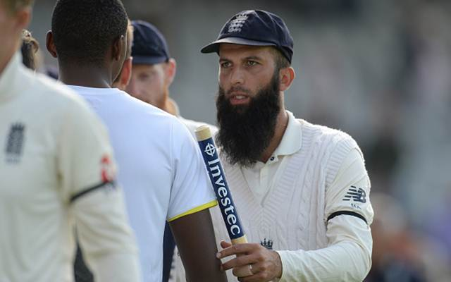 Moeen Ali Dream Test XI