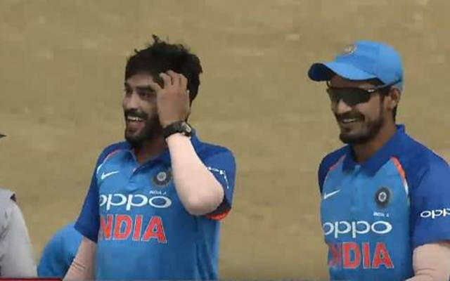 Image result for mohammed siraj india a