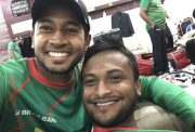 Mushfiqur Rahim and Shakib Al Hasan